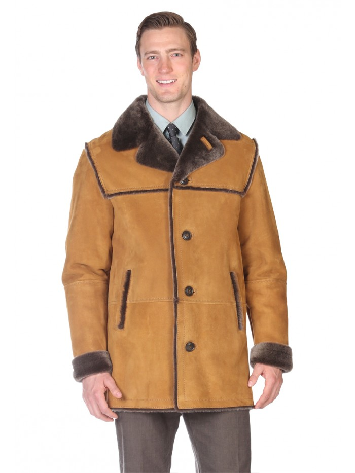 Denver Shearling Coat